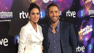 Roberto Leal y Rocío Muñoz, los presentadores de 'Bailando con las estrellas'