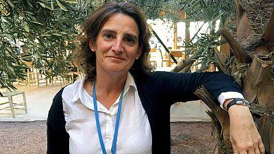 Teresa Ribera, en una imagen de archivo. Será la ministra encargada de dirigir el área de Energía, Medio Ambiente y Cambio Climático