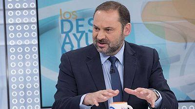 José Luís Ábalos, secretario de Organización del PSOE