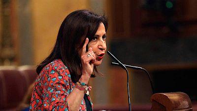 Margarita Robles, nueva ministra de Defensa