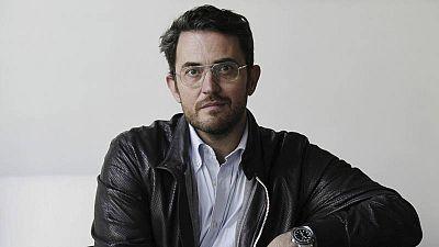 El periodista y escritor Màxim Huerta.