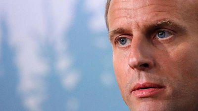 El presidente francés, Emmanuel Macron, en una imagen reciente.
