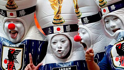 Las caras del Mundial