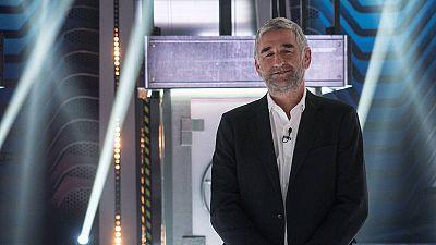 López Iturriaga presenta 'Crush', el nuevo concurso de TVE