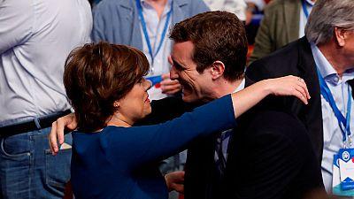 El Congreso Extraordinario del PP, foto a foto
