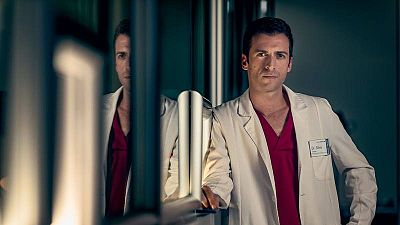 Óscar Ramos es el Dr. Silva
