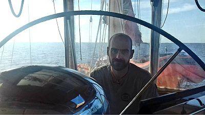 Savvas Kourepinis, jefe de máquinas del Astral