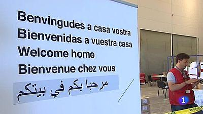 Arrancan los 45 días para regularizar el futuro de los migrantes del Aquarius en España