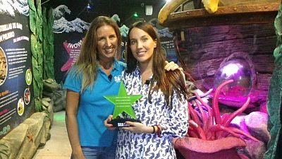 Premio Sea Life Benalmádena a Aquí la tierra