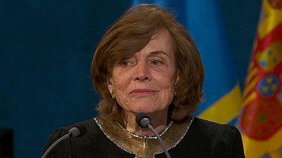La oceanógrafa estadounidense Sylvia Alice Earle.