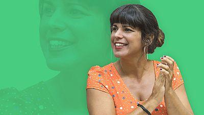 Teresa Rodríguez, la anticapitalista que se rebeló ante Podemos
