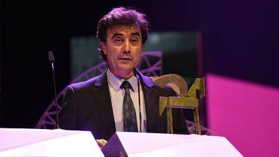 Tomás Fdo. Flores recibe su Premio Ondas 2018