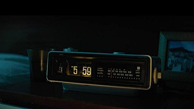 Despertador en las 5:59
