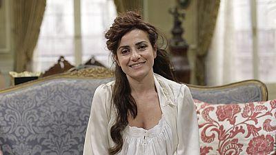 Anita del Rey se despide de 'Acacias 38'