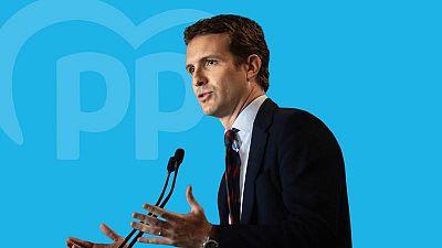Elecciones generales 2019 - Candidato: Pablo Casado (PP)