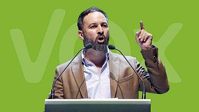 Elecciones generales 2019: Candidato Santiago Abascal (Vox)
