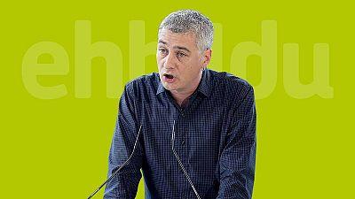 Elecciones generales 2019: Oskar Matute, candidato de EH Bildu