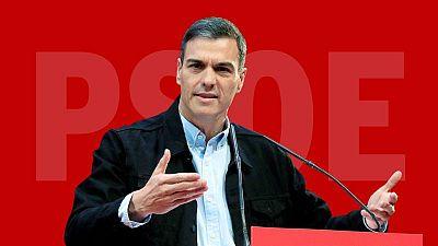 Elecciones generales 2019 - Candidato: Pedro Sánchez (PSOE)