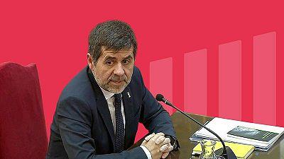 Elecciones generales 2019: Jordi Sànchez, candidato de JxCat