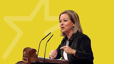 Elecciones generales 2019: Ana Oramas, candidata de CC