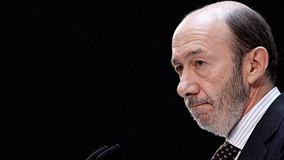 Alfredo Pérez Rubalcaba en una imagen de 2011