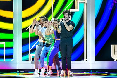 Orden de actuaciones de la final de Eurovisión 2019: Miki actuará en última posición