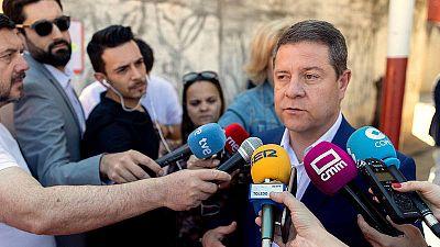 El socialista Emiliano García-Page seguirá al frente de Castilla-La Mancha