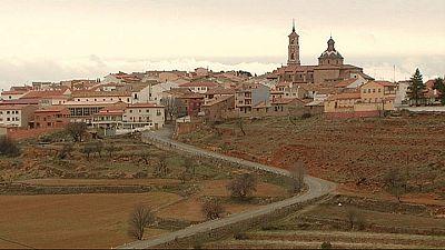 Vista general de Sarrión