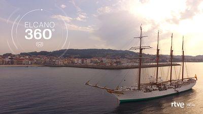 Tráiler - 'Tras la estela de Elcano: una travesía en 360º