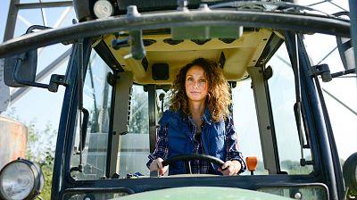 Las mujeres sólo gestionan tres de cada diez granjas