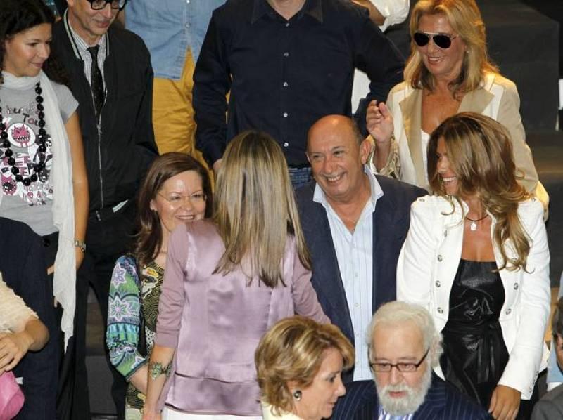 La Princesa de Asturias en Cibeles Madrid Fashion Week