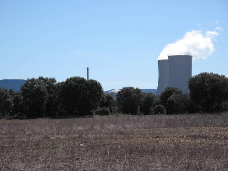 La central nuclear de Trillo se conectó a la red en 1988 y tiene autorización para funcionar hasta noviembre de 2014