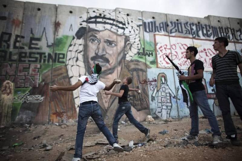 Enfrentamientos en Palestina 2