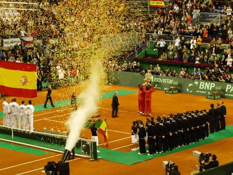 Momentos especiales del Palau San Jordi 2009