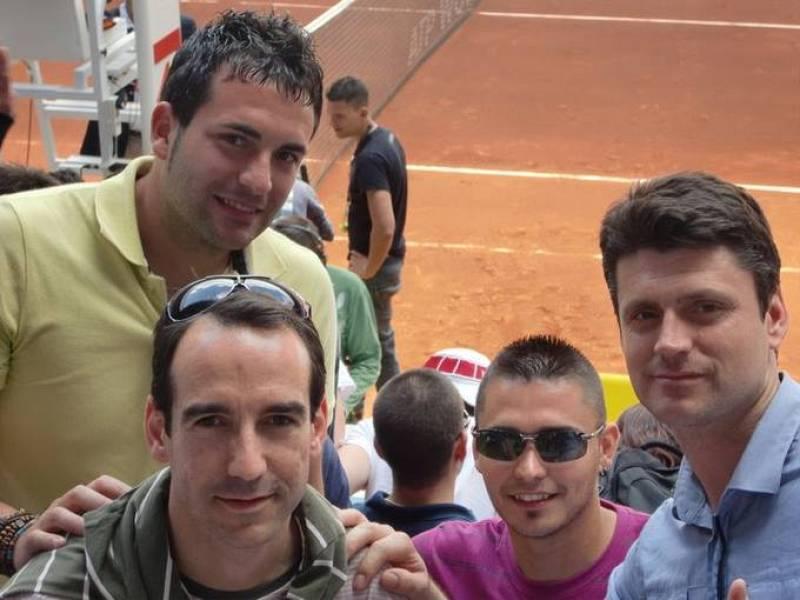 En el Open de Madrid