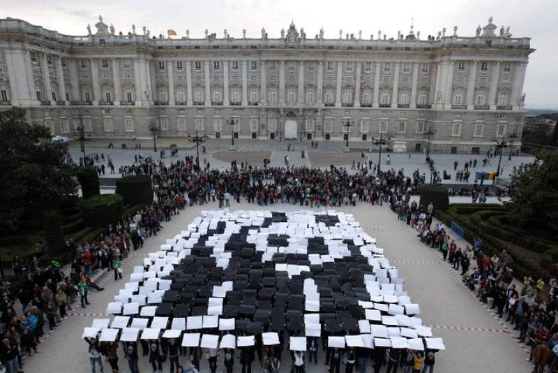 """LA DEMANDA DE ENERGÍA DESCIENDE 3982 MEGAVATIOS FRENTE AL PASADO SÁBADO AL INICIO DE """"LA HORA DEL PLANETA"""""""