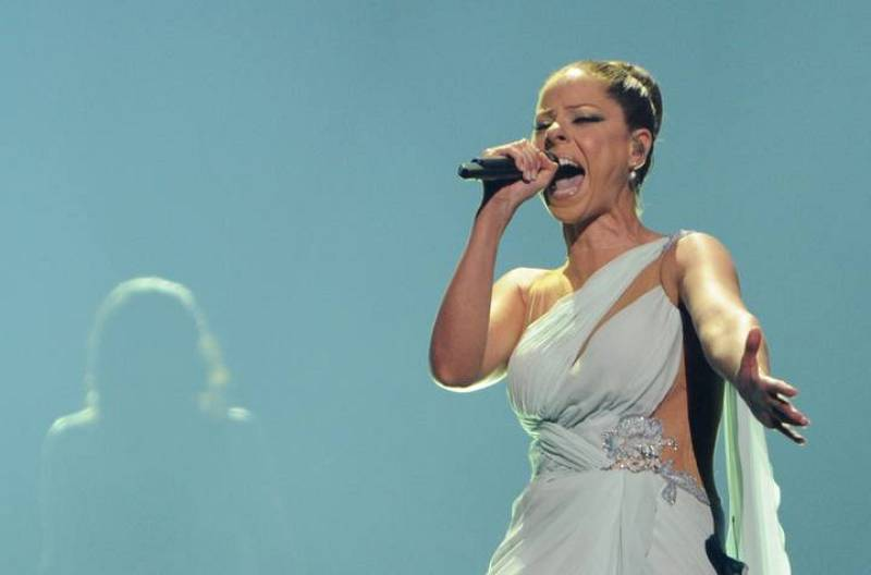 Pastora Soler potencia vocal