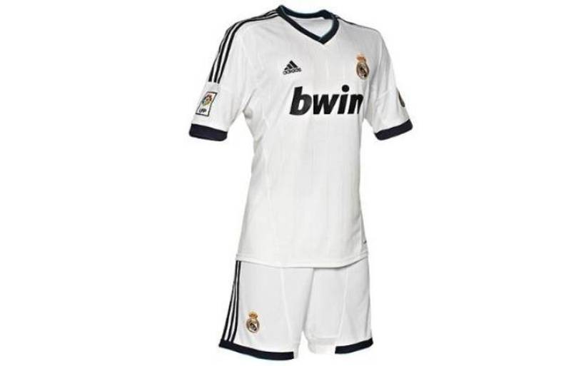 Así es la nueva camiseta del Real Madrid