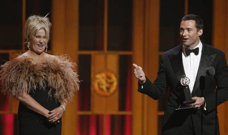Este domingo se ha celebrado en Nueva York la 66 edición de los Premios Tony, que reconoce las mejores producciones teatrales y musicales de Estados Unidos y en el que el 'Once' arrasó recibiendo ocho galardones. Hugh Jackman fue una de las estrellas