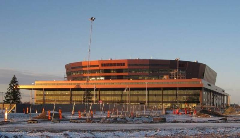 Malmö Arena. En su interior se instalará el escenario de Eurovisión 2013