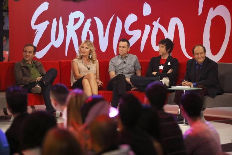José Luis Uribarri, jurado en Eurovisión 2009