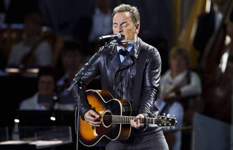 Bruce Springsteen cierra los actos del primer aniversario de los atentados de Oslo
