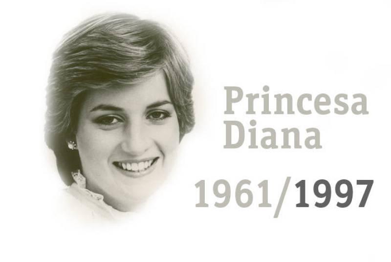 princesa Diana 1961 - 1997
