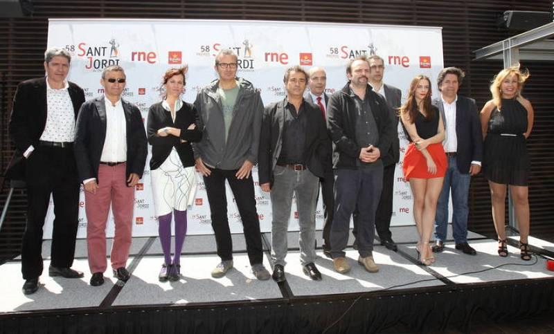 Presentación de los 58 Premios Sant Jordi de Cinematografía