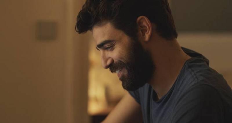 David Verdaguer, nominado a mejor actor revelación por '10.000 km'