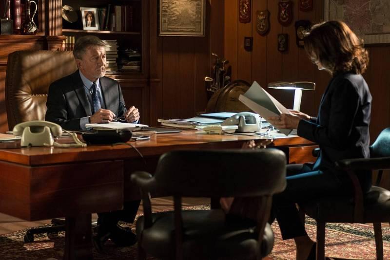 Salvador reunido con Marisa, que va a hacer una inspección de trabajo al Ministerio