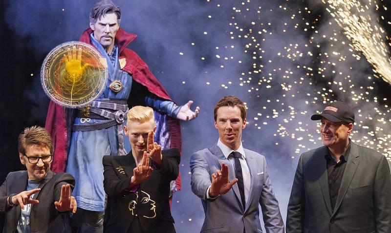 'Doctor Strange' se estrena en Hong Kong
