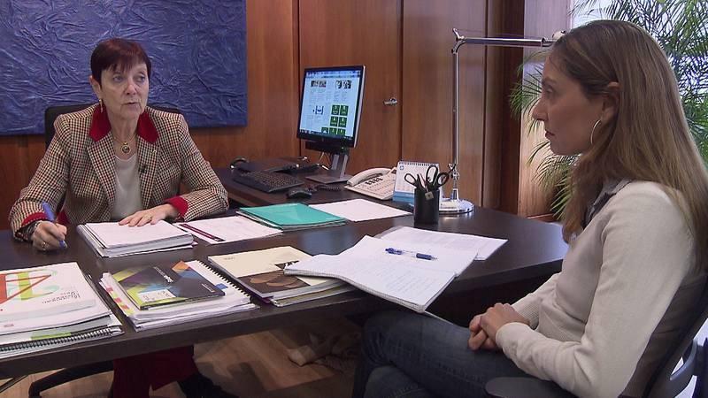 Entrevistamos a Margarita Arboix, catedrática de farmacología de la Universidad Autónoma de Barcelona