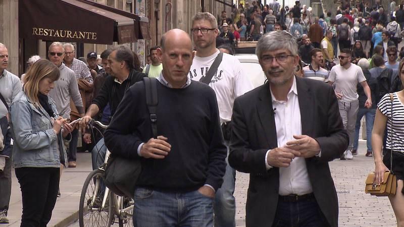El concejal de  turismo de Barcelona dice que el ayuntamiento ya  actua contra la masificación turística