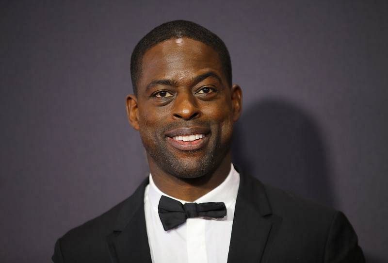 El actor Sterling K. Brown, mejor actor protagonista